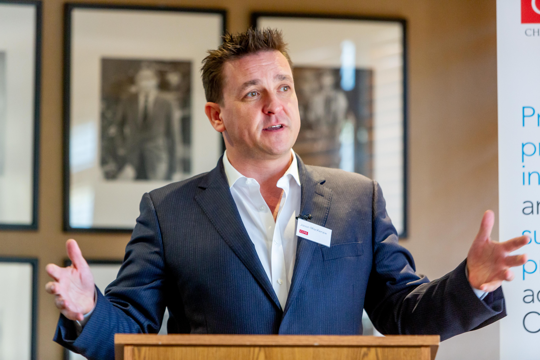 Jason McKenzie CIPR President Elections